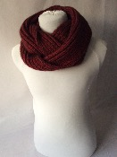 Snood maille anglaise